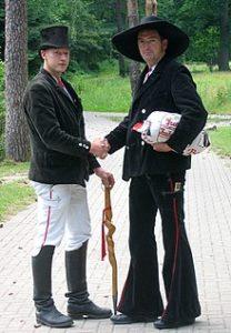 Guild costumes