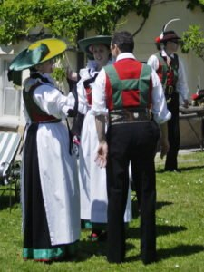Costumes of South Tyrol